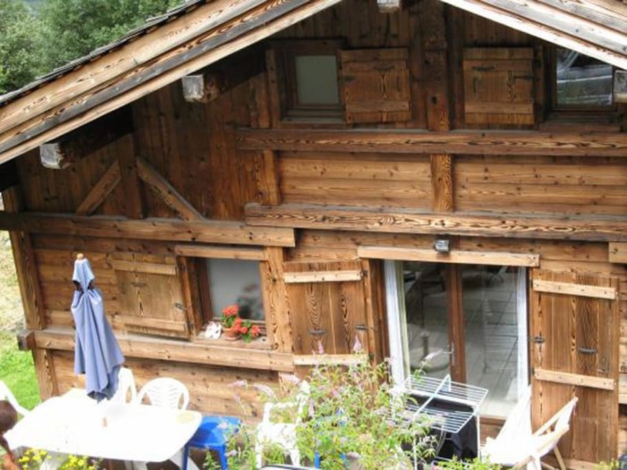 Chalet Fluorite, les Houches