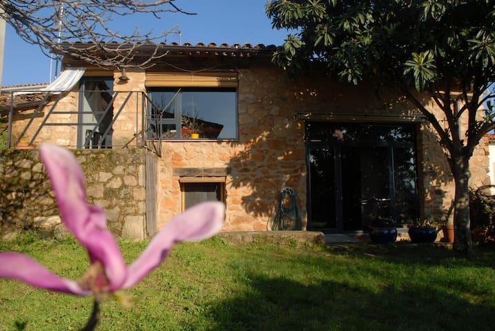 Casina en Sierra de Gata - Villasbuenas de Gata - Dom