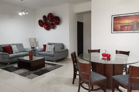 Apartment 2 in Suites Caribe near the  Boulevard