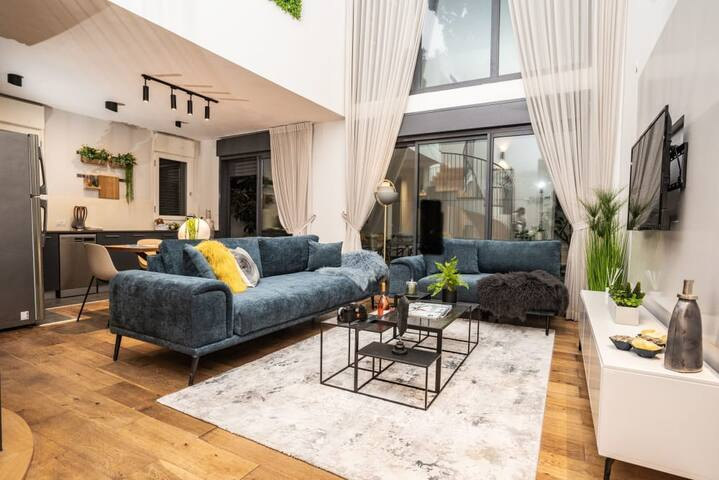 Spacious, Fabulous Triplex in the Heart of TLV