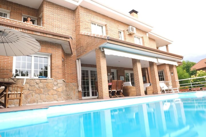Large luxury family house - Villaviciosa de Odón