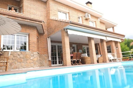 Large luxury family villa - Villaviciosa de Odón - บ้าน