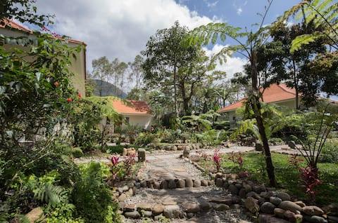 Ara Garden Inn, an eco friendly accommodation