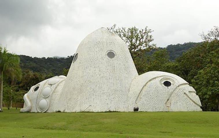 Casa de Campo - Jayuya - Dom