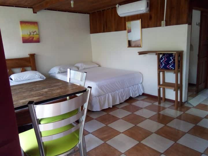 Hotel Rio Danta !  Equipped rooms! Peaceful place!