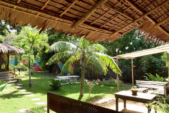 Tropical Garden Guest House  w/Airport Pickup