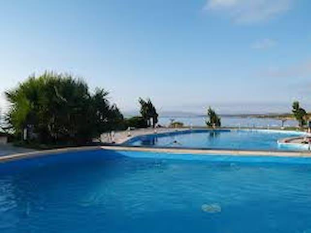 appartamento sul mare - Golfo Aranci - Lejlighed