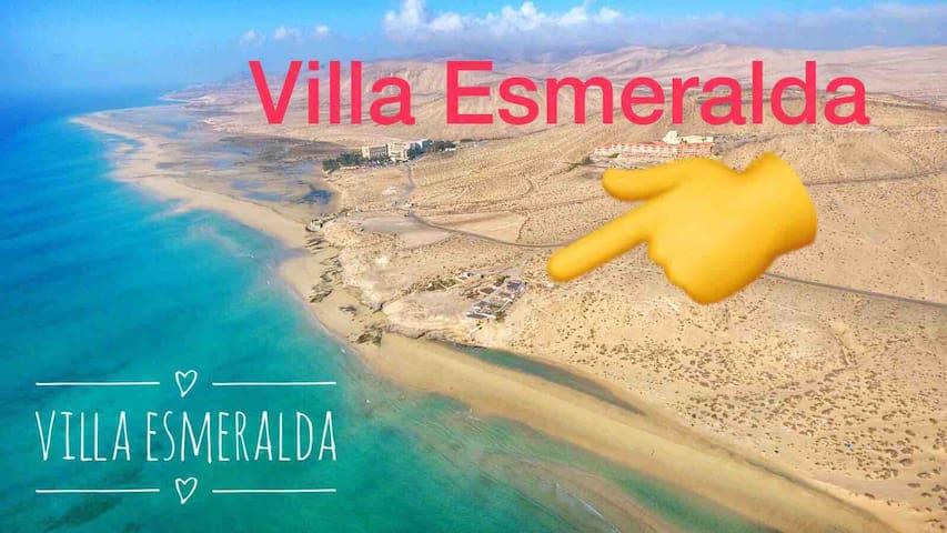 Casa Esmeralda Familiar
