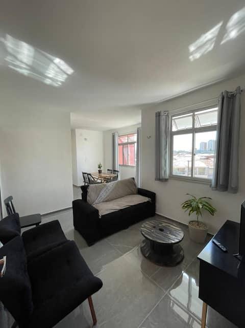 Apartamento completo bem localizado perto de tudo