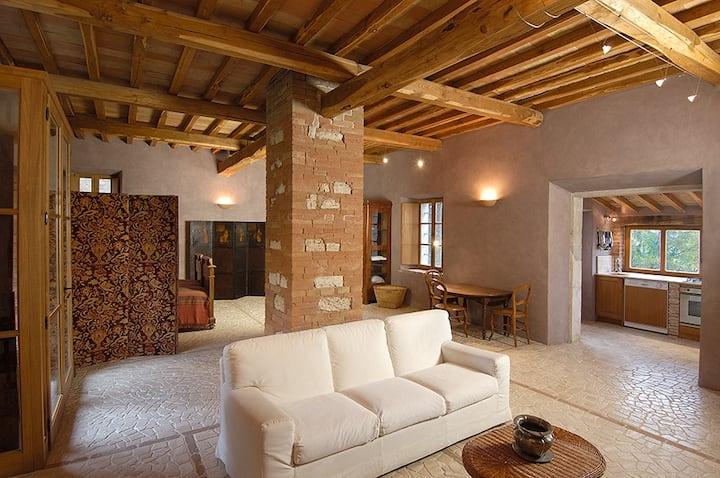 La  Casa Viola con Lago privato - Amelia - Umbria