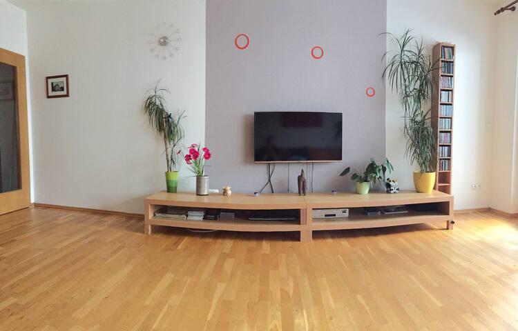 Beautiful apartment with terrace - Praha - Byt