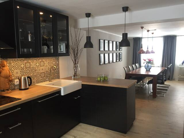 Warum nicht gleich ein ganzes Haus mitten im Harz? - Altenau/Harz - Casa
