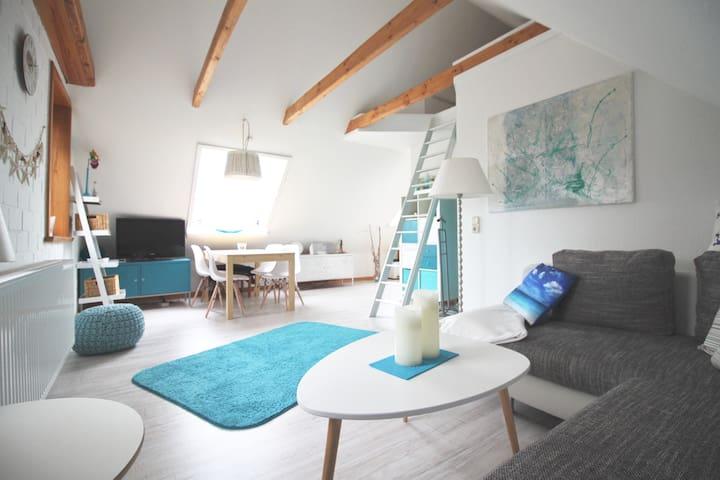 Ferienwohnung an der Nordsee für max. 4 Personen