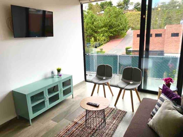 Apartamento moderno en Cayala.