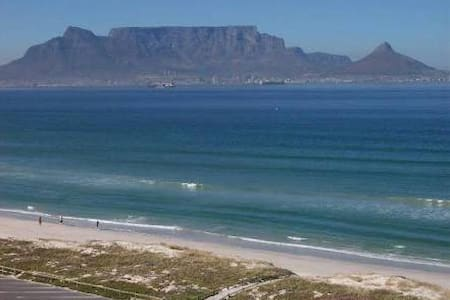 Apartment centrally located with amazing view - Kaapstad