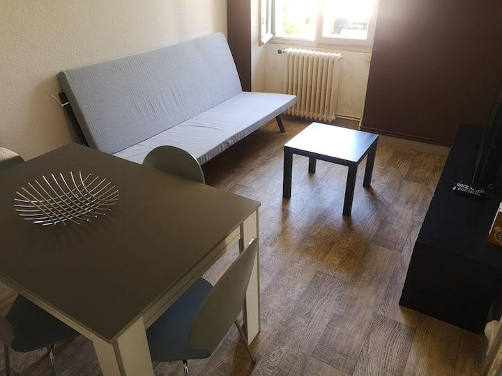 Appartement calme