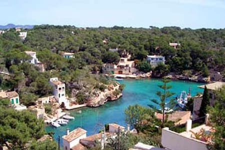 Location location location! Pool! - Cala Figuera