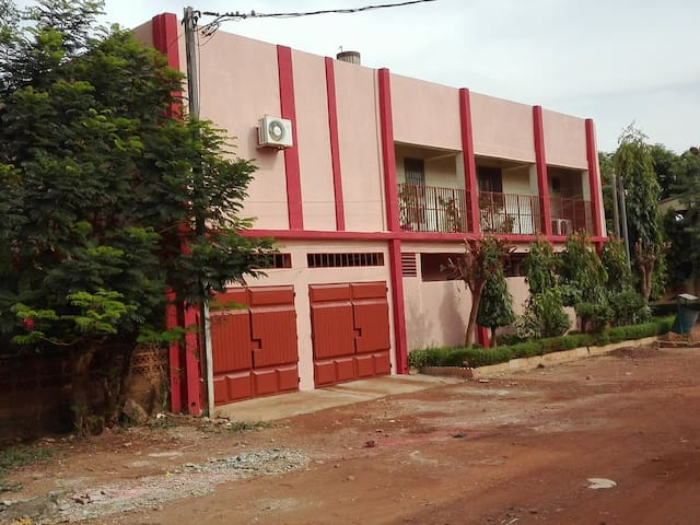 Chez soi à Ouagadougou