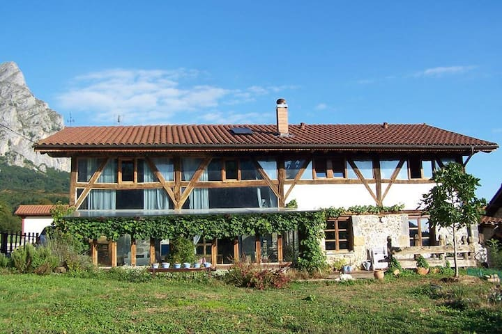 Perunea, a basque bed and breakfast
