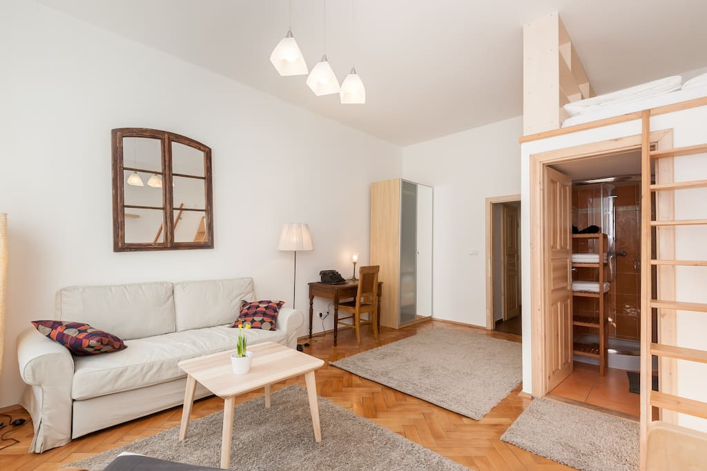 twins apartment wohnungen zur miete in prag prag. Black Bedroom Furniture Sets. Home Design Ideas