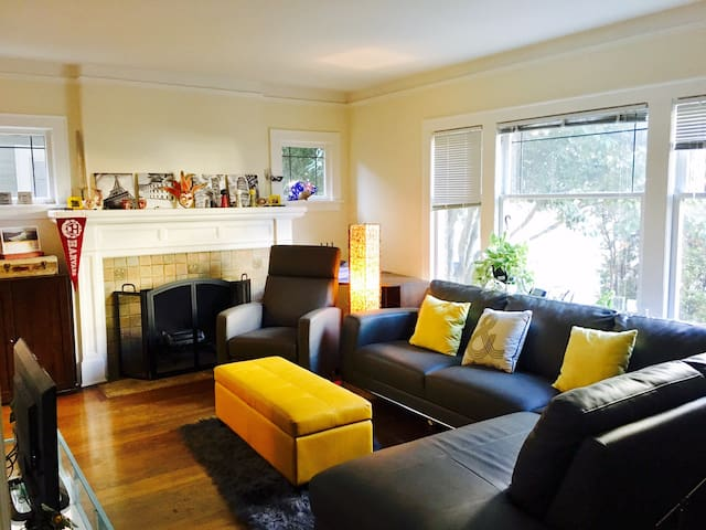 Entire Private 1 Bd Apt in Seattle - Seattle - Appartement