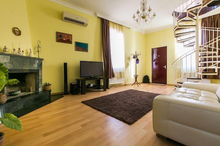 Spacious home near Narikala - Tbilisi - Lejlighed