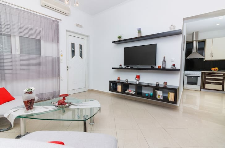 Chania Apartment Split Level