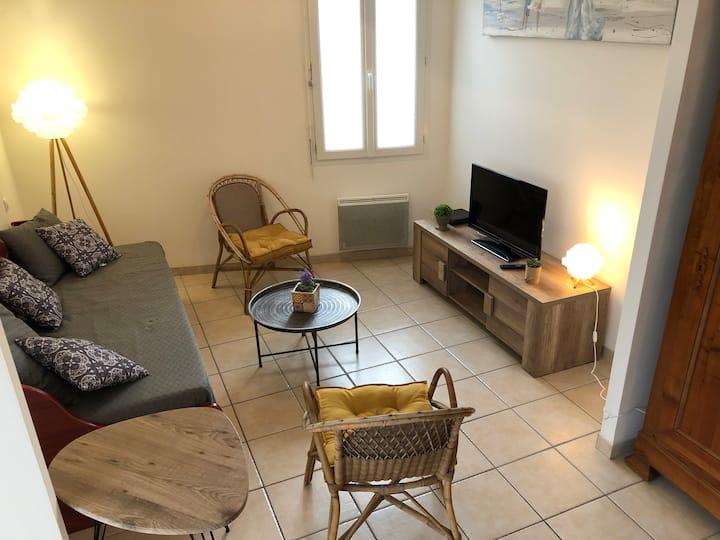 Maison spacieuse -centre-ville des Sables d'Olonne