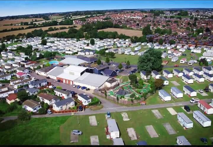 Dovercourt family holiday park