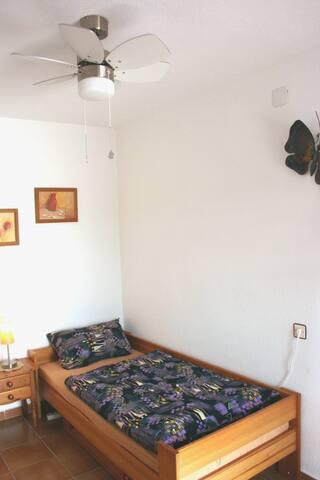 Villa für 7 Pers.,Pool,3 Klimaanlagen,Meerbl. Wifi - San Miguel de Salinas - Villa
