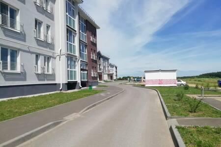 Квартира в городе-курорте Доброград