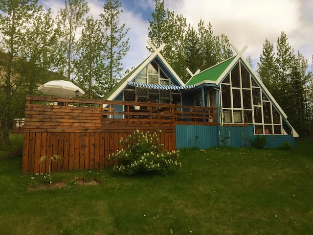 Golden Circle vacation house (Cottage) - Laugarvatn - Cabin