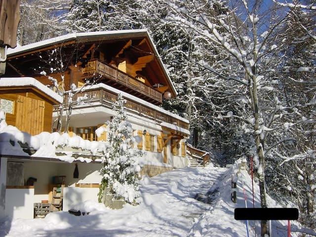 Cozy Chalet in the Village Champery - Champéry - Chalet