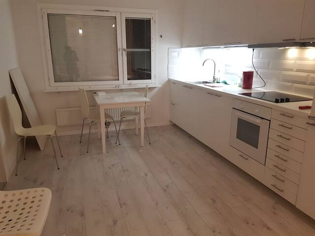 very good apartment with two rooms
