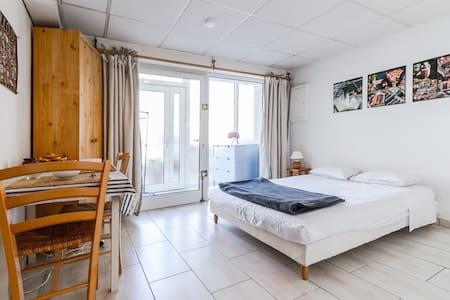 T1 meublé à Toulouse - Wohnung