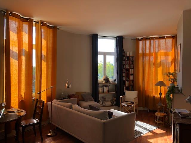 Appartement de charme pour 2 ou 3 personnes