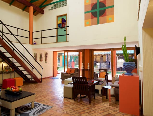 Flatdog Lodge - Victoria Falls