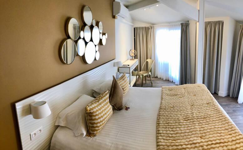 Double Confort  Hotel & Spa la Villa Cap Ferrat