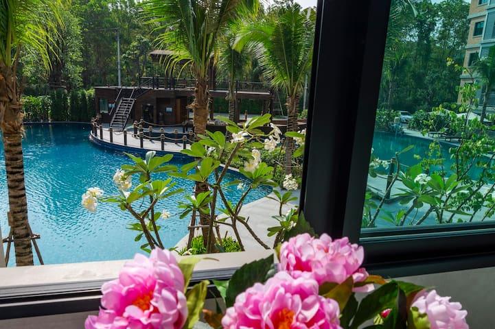 Appart Flowers - Title Residencies, Naiyang Beach
