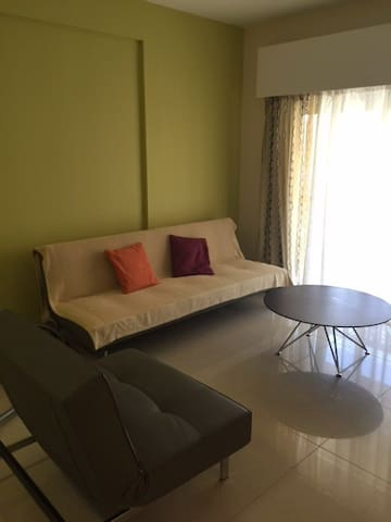 2спальная квартира для прекрасного отдыха у моря - НЕАПОЛИС - Byt