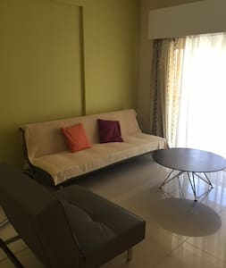 2спальная квартира для прекрасного отдыха у моря - НЕАПОЛИС - アパート