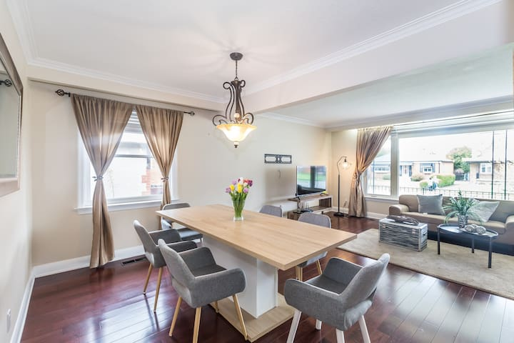 Cozy Home For 6pp in Heart of North York (H149MT)