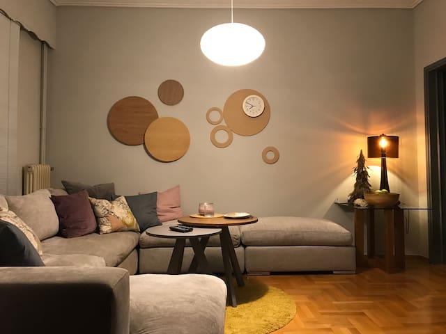 Colors in Grey - Ateny - Apartament