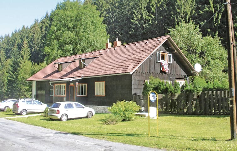 Holiday cottage with 4 bedrooms on 260m² in Krasna