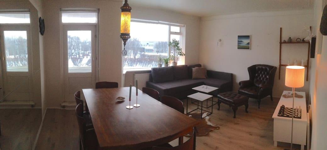 Private room close to downtown Reykjavík - Reykjavík