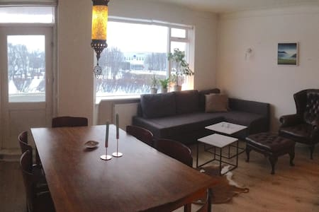 Private room close to downtown Reykjavík - Reykjavik - Appartement