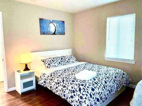 Cupertino  House 3BR/1BR Unit B