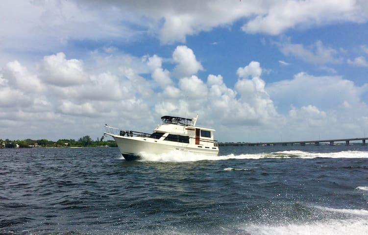 Miss Anne Motor Yacht