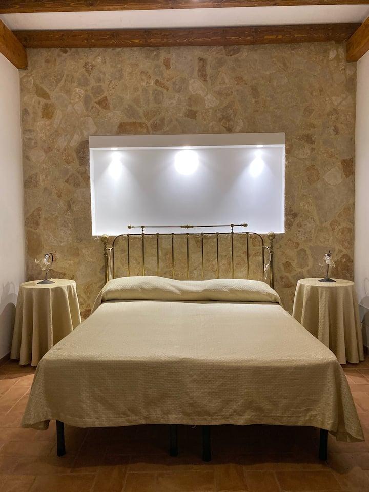 Camera in Baglio a Castelvetrano