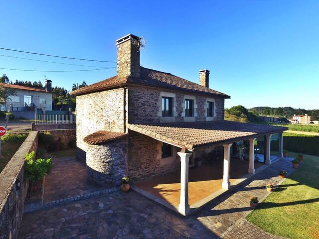 Luxury villa in countryside - Sigüeiro - Dom